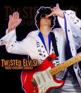 Twisted Elvis 'The Party King' - birthdays/events/telegram/shows Edmonton Edmonton Area image 3