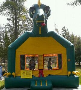 Bouncy Castle and Fun Food Business for sale!