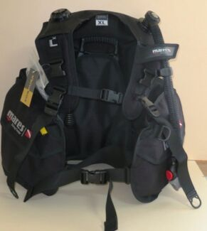 Ex Dive Shop Stock NEW MARES ROVER X-Large BCD Scuba Diving