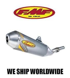 NEW FMF POWERCORE 4 SLIP ON EXHAUST MUFFLER PIPE 05-09 HONDA CRF450X CRF 450 X