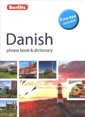 Berlitz Danish Phrasebook - Berlitz Danish Phrase Book & Dictionary, Paperback by Berlitz International, ...