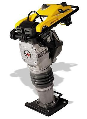 Wacker Neuson Gasoline Vibratory Rammers - 5200000645 Bs60-2i Rammer11 Pl Shoe