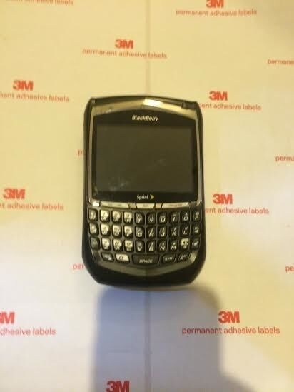 Blackberry Electron 8703e Sprint Cellular Phone, Clean ESN