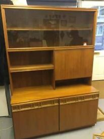 Retro 1970s Mackintosh Wall Unit