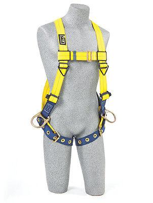 Dbi Sala 1104882 Delta Vest-style Positioning Harness 3xl