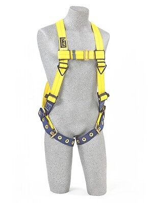 Dbi-sala Delta Vest Style Safety Harness Universal Size 1102000