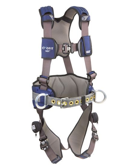 ExoFit NEX™ Construction Style Positioning Harness - New Size L.