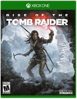 Tomb Raider Xbox one *sealed*