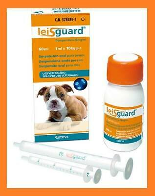 LEISGUARD 60ml for dogs