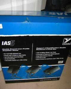 Guitar Bass Amp Stand Yorkville ias-5