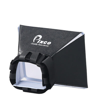 Softbox Mini Diffuser Kamerablitz Pixco Softbox Flash