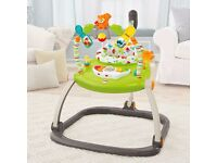 Fisherprice Spacesaver Jumperoo - Mint Condition