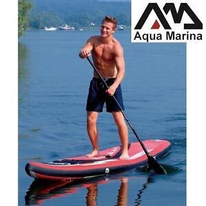 NEW AQUA MARINA INFLATABLE BOARD - 122138962 - STAND UP PADDLE BOARD