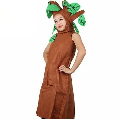 Fashion Halloween Fantastic Kids Wear Tree Performance Costume Party Clothing](Halloween Tree Costume)