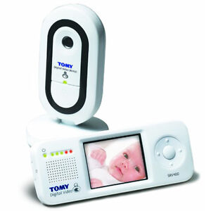 Tomy-Digital-Video-Audio-Sound-Movement-Camera-Infant-Baby-Monitor