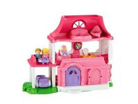 **Little People Happy Sounds Home**