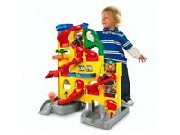 Kids Car Track Fisher Price Little People Rampway