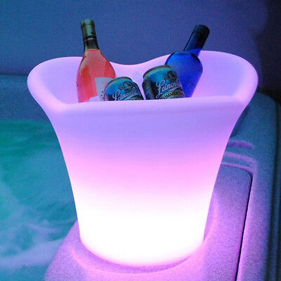 "Main Access Napa 16"" x 12"" Pool/Spa Waterproof Color Changing LED Ice Bucket"