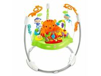 fisher-price jumperoo 40 hardly used pick up only