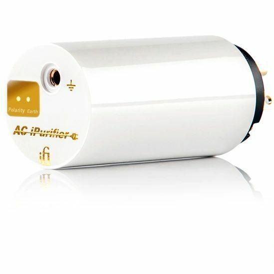 iFi AC iPurifier - Active Mains Audio Noise Eliminator