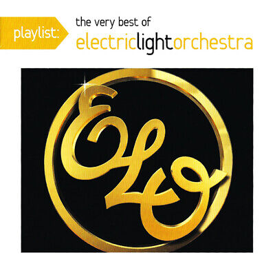 ELO • The Very Best Of Electric Light Orchestra CD 2011 Epic/Legacy  •• NEW