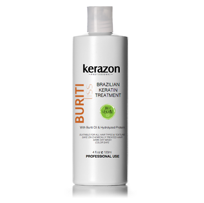 Brazilian Hair Keratin Treatment Complex Blowout 120ml/4oz Smoothing Keratina