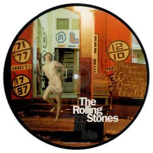 EX! The Rolling Stones Saint Of Me 7