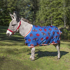 """PENDING Turnout blankets 42""""  MINI, Donkey 200g Mid-weight NEW"""