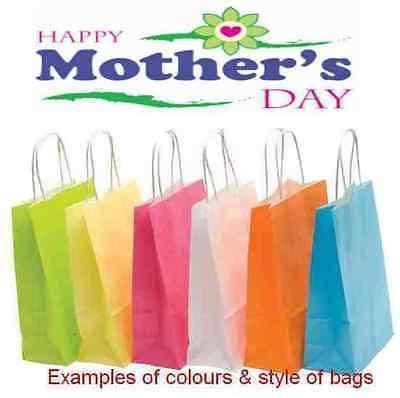 regalo festa della mamma Borsa/sacchetti per la mamma - con carta tessuto o