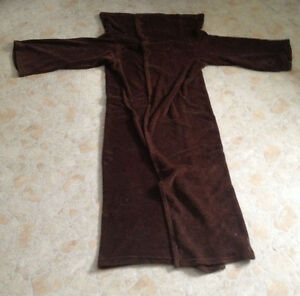 Adult onesie blanket with arms