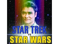 Star Trek vs Star Wars (Part of Derby Comedy Festival)