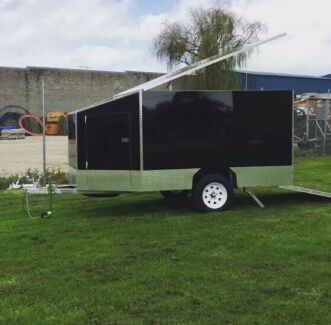 Wanted - enclosed trailer project Burnie Burnie Area Preview