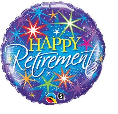 Retirement Starburst 18