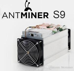 Antminer S9 13.5 TH/s + PSU