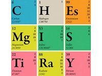 Chemistry Tutor National 5 - Higher