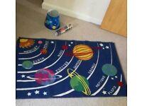 Space bedroom set