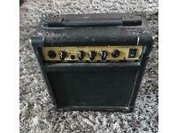 15watt Guitar practice amp