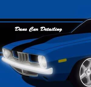 Dans Car Detailing The Oaks Wollondilly Area Preview
