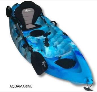Scorpio Terrapin Fishing Kayak now available in Perth