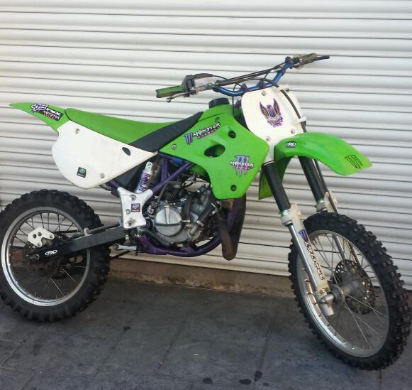 Ktm Kawasaki Dirt Bikes