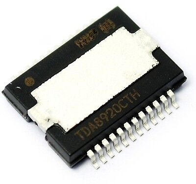Tda8920cth Smd Integrated Circuit Marked Tda8920cth