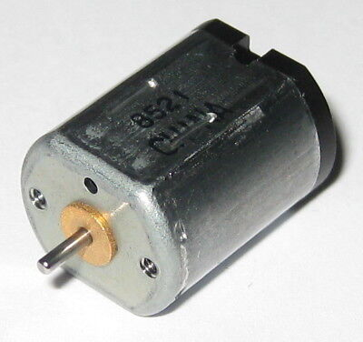 Mabuchi Mini Electric Dc Motor - 1.5 Vdc - 10000 Rpm - 1.0mm Diameter Shaft