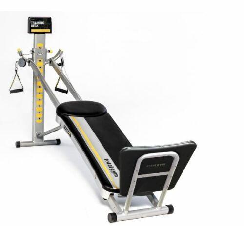 Total Gym FIT Plus Yellow - TGFACPYSD