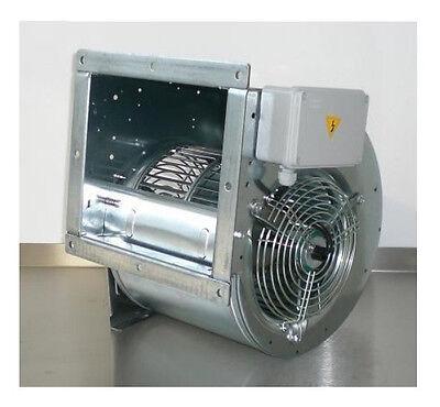 Ventilator Lüfter Haubenmotor Radiallüfter Radialventilator 3000m³