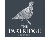 Head Chef, Partridge, Stretton, 28-32K plus TRONC