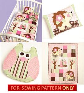 BABY CRIB QUILT PATTERNS « Free Patterns