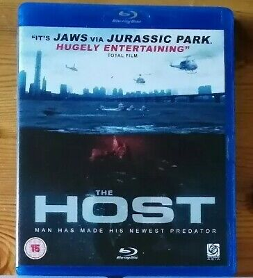 THE HOST BLU-RAY
