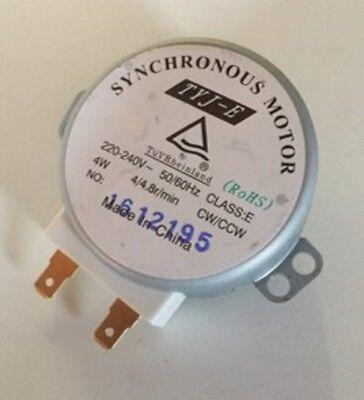 Synchronmotor, Mikrowelle, Drehteller, 4W, 4 rpm, 220-240V, sofort
