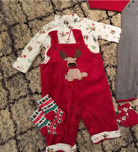 Size 3 month Christmas outfit
