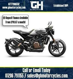 2019 Husqvarna 701 Vitpilen - £1900 OFF - Low % Finance Availabale